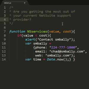 NetSuite-SuiteScript